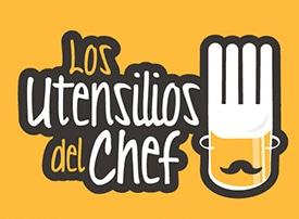logoutensilios del chef