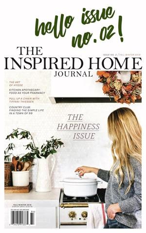 segundo numero inspired home journal