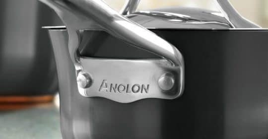 Anolon copper