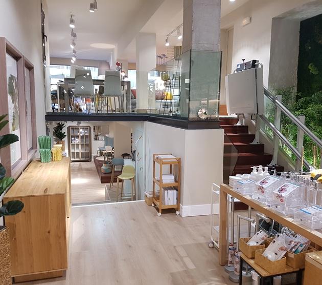Un nuevo concepto de tienda en Barcelona, La Oca