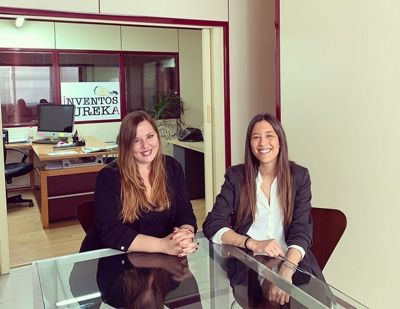 Carla Esteban (CEO)- Laura Ribot (Manager)