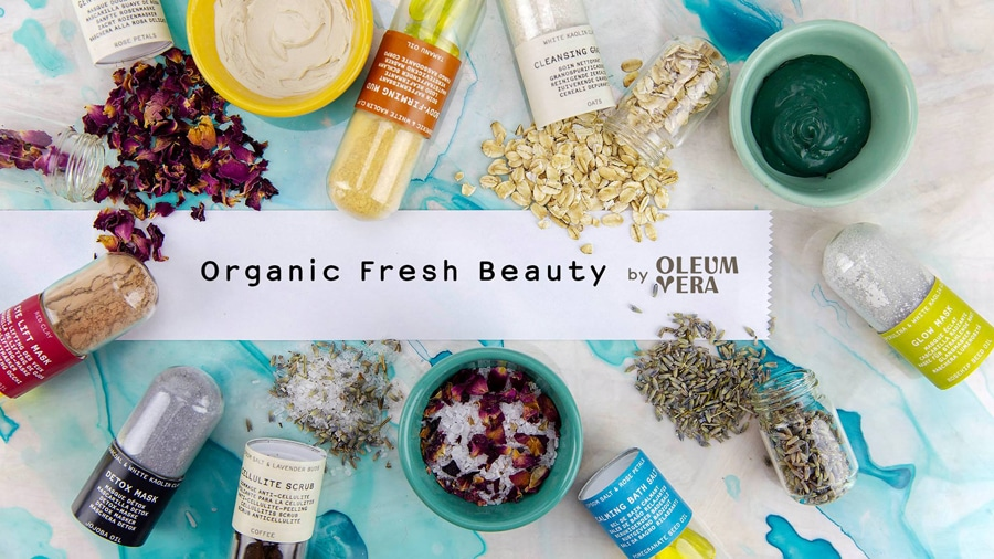 oleum vera Fresh beauty -4home