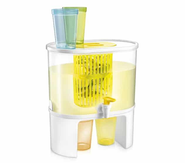 Dispensador de bebidas con infusor, MyDRINK