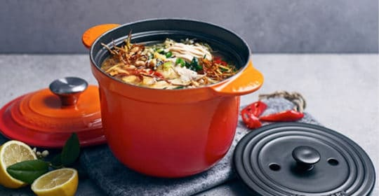 cocotte le creuset every