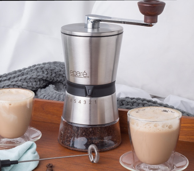 epare molinillo cafe