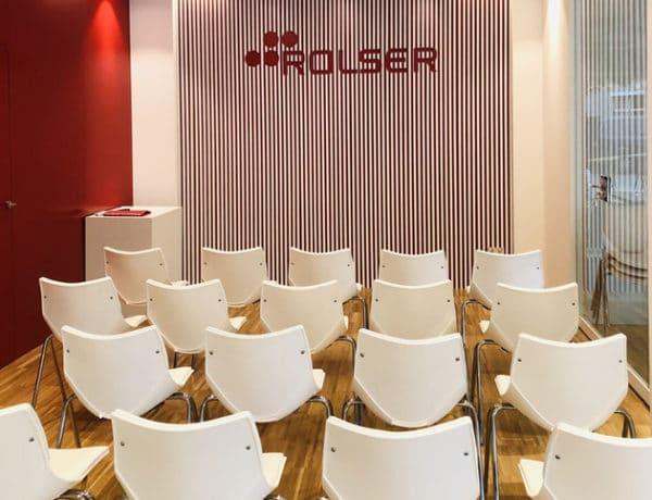 rolser nuevo Showroom en madrid