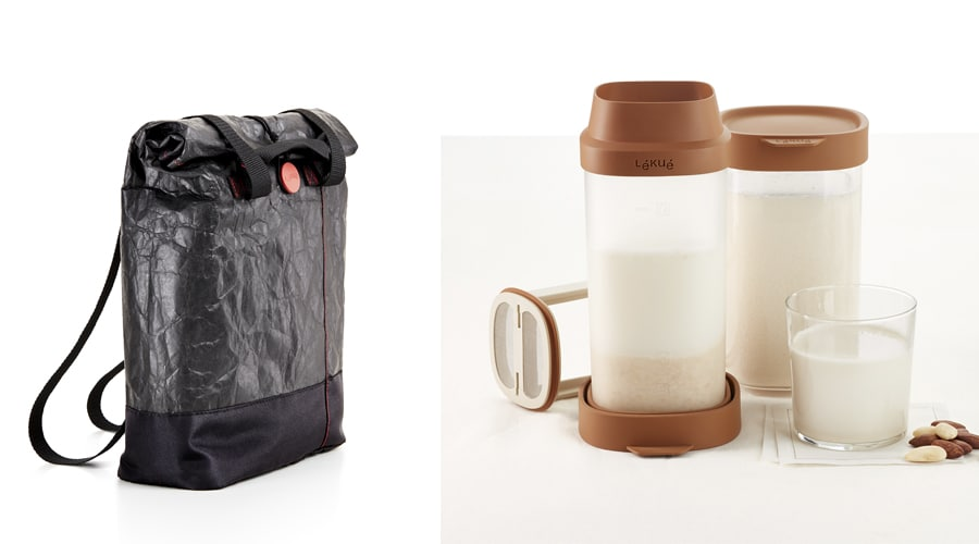 LunchBag To Go y Veggie Drinks Maker