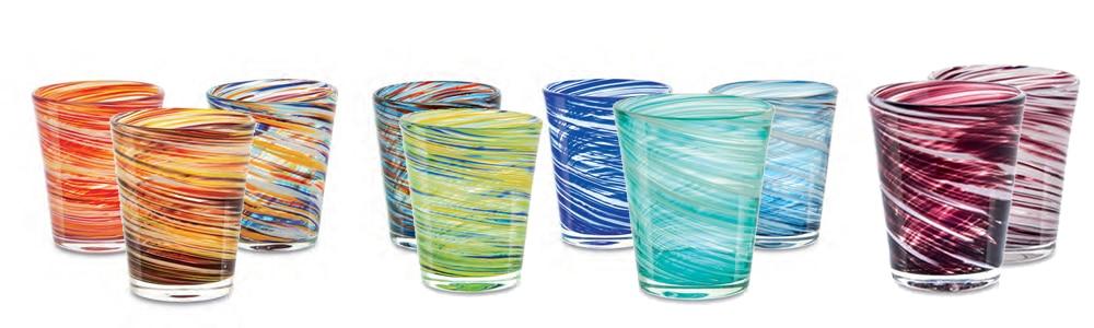 unico vasos toda la gama