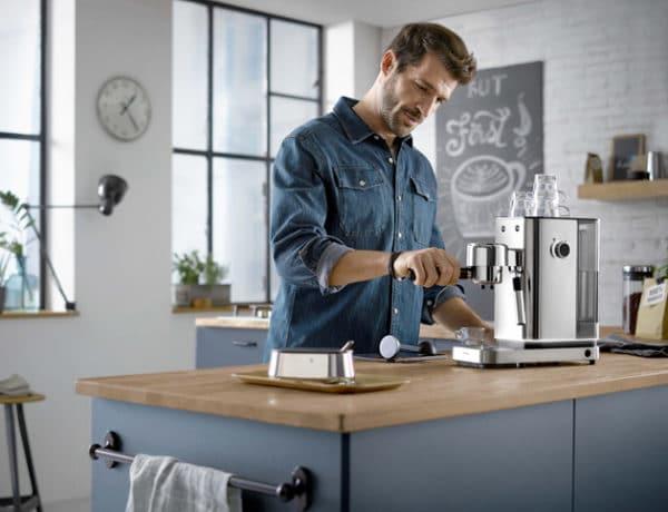 WMF Lumero Portafilter espresso machine