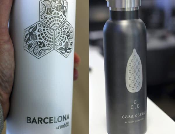 botellas personalizadas con interior cerámico
