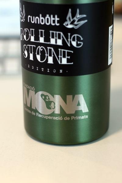 Botellas runbott personalizadas