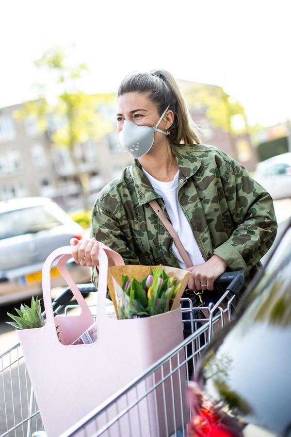 mascarilla-no-desechable-koziol-perfecta para ir a la compra