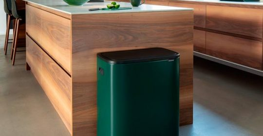 Bo-touch-bin-Brabantia-Pine-green